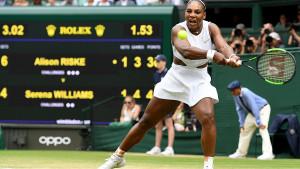 Serena Williams u novom polufinalu Wimbledona