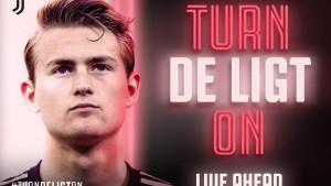 Matthijs de Ligt novi igrač Juventusa!