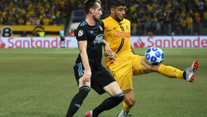 Dva kluba pokazala interes za Izeta Hajrovića