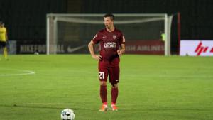 UEFA odgovorila FK Sarajevo vezano za nastup Pejovića