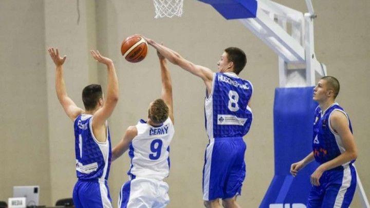 Prašović objavio širi spisak kadetske reprezentacije BiH