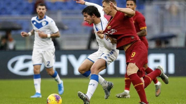 Brescia šokirala čelnike Barcelone cijenom za Sandra Tonalija