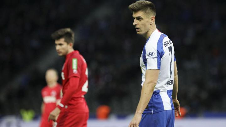 Ibišević ga je poslao na klupu, a Hertha ga ubrzo šalje što dalje od Berlina