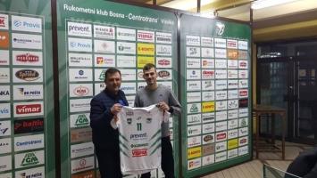Mirza Kapić pojačao RK Bosna Centrotrans