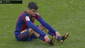 Barcelona ostala bez Pedrija