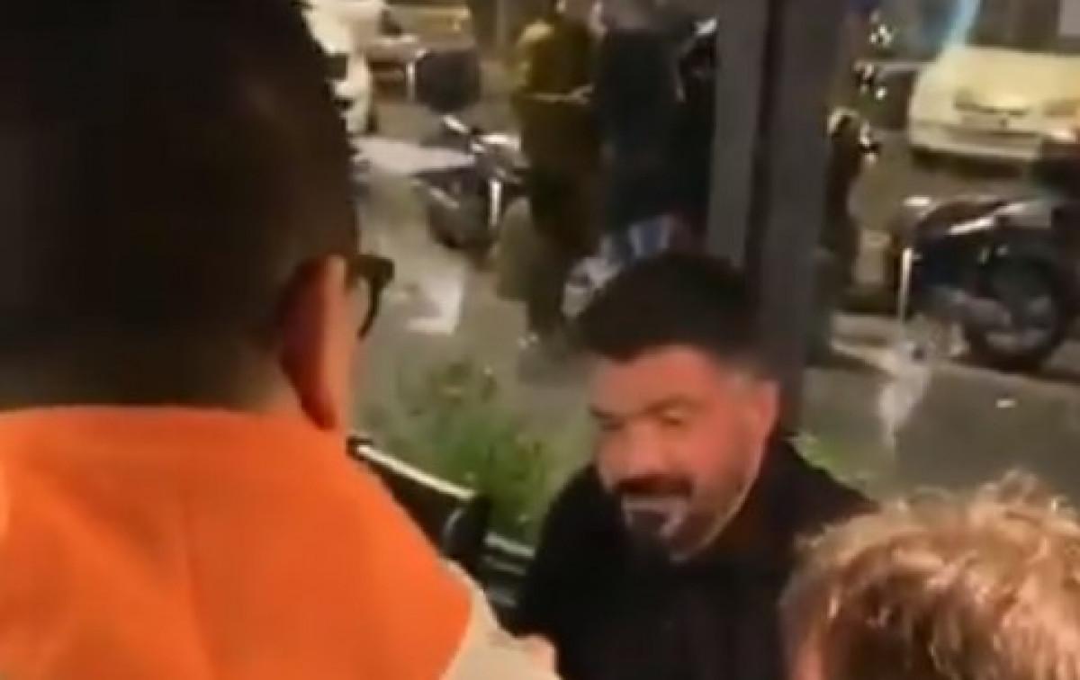 Gattuso će konobara pamtiti dok je živ