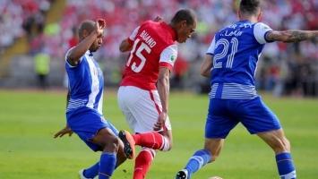 Braga nakon penala osvojila Kup Portugala