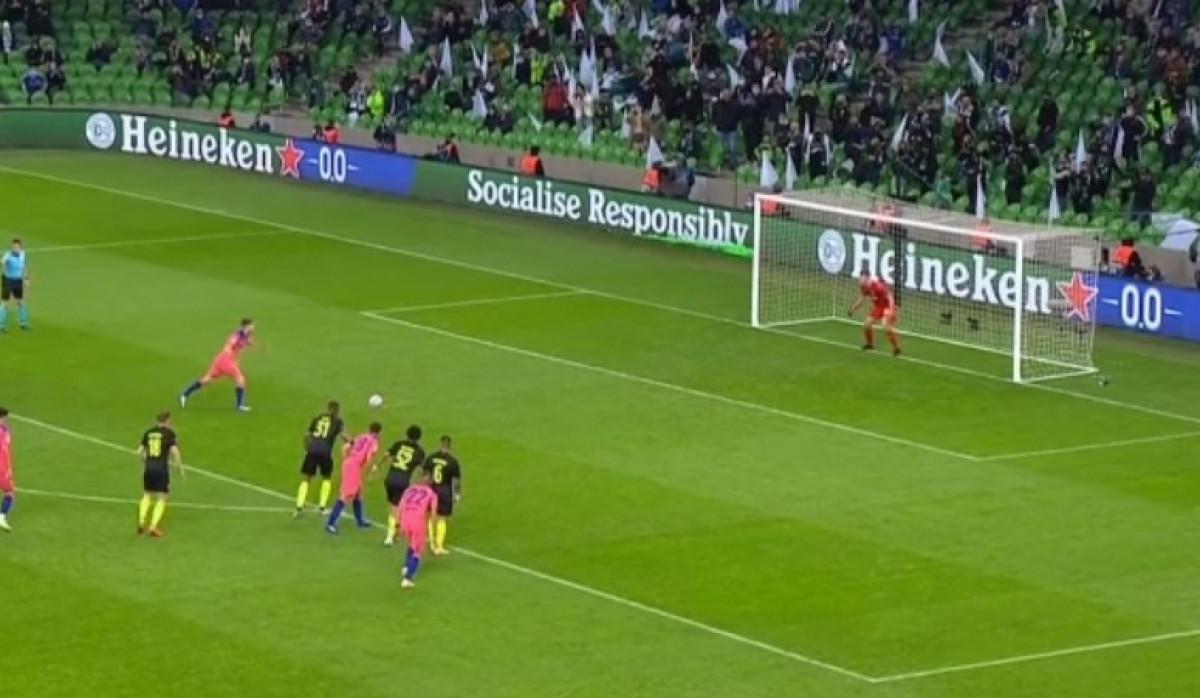Jorginhov penal nije donio promjenu rezultata