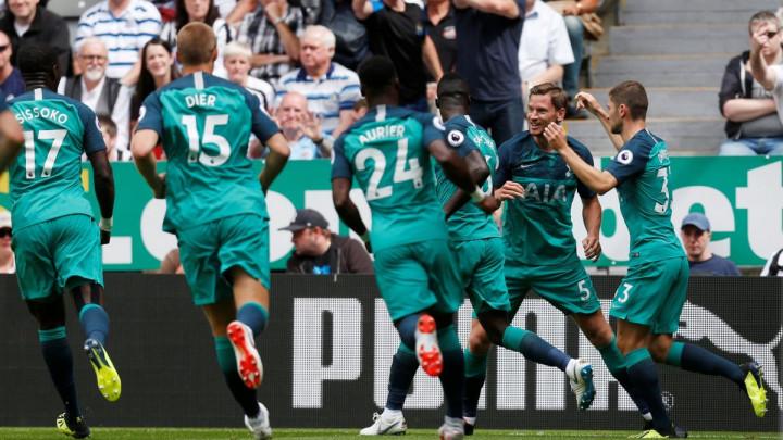 Tottenham slavio u gostima protiv Newcastlea