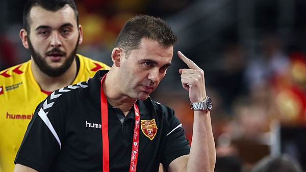 Raul Gonzales više nije selektor Makedonije