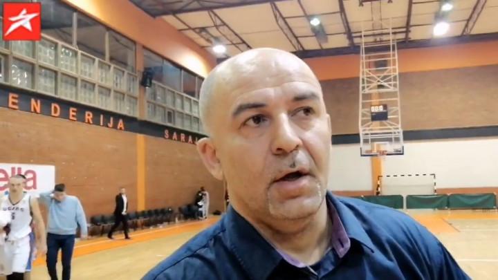 Trener Brčko Distrikta: Rezultat je logičan jer mi nismo trenirali čitavu sedmicu