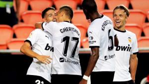 Valencia nakon preokreta savladala Levante