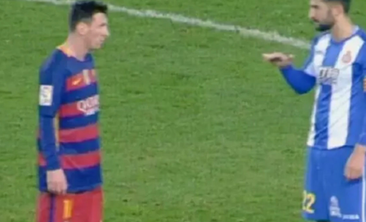 """Ispričao kako je uvrijedio Messija i šta mu je ovaj odgovorio: """"Obojica smo se na kraju smijali"""""""
