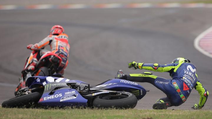 Rossi: Plašim se Marqueza, on je uništio ovaj sport