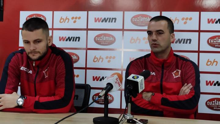 Crnogorac: Pripreme, treninge i sve stavljamo po strani, sada je cilj samo opstanak!