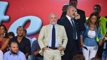 Predsjednik Napolija: U Juventusu u već nervozni