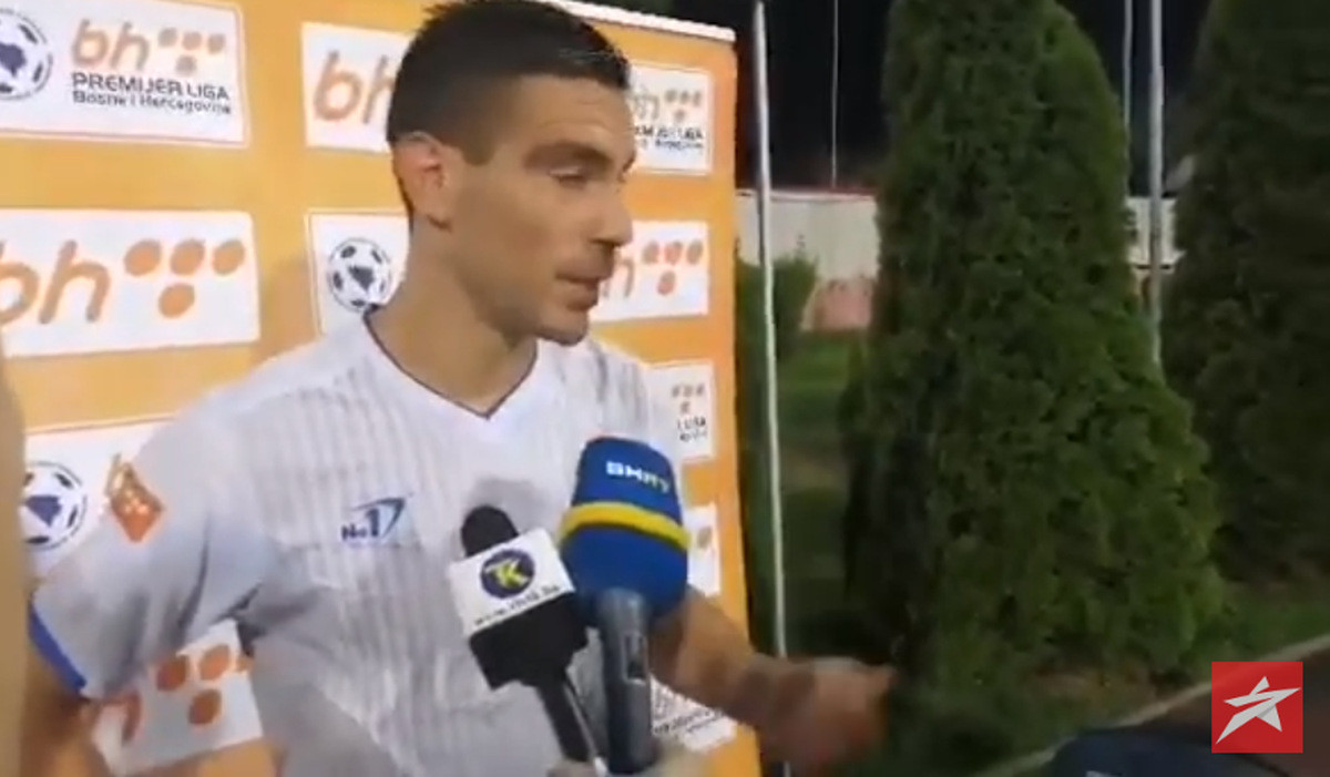 Vojo Ubiparip: Drago mi je da se u Bosni igraju malo bolje utakmice