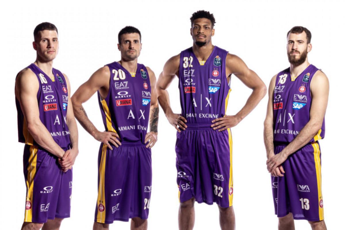 Milanski Armani posebnim će dresovima odati počast Kobe Bryantu