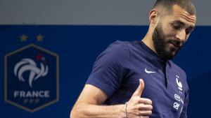 Benzema imao 'muški razgovor' sa Deschampsom: Presretan sam!