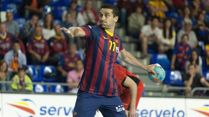 Rutinska pobjeda rukometaša Barcelone