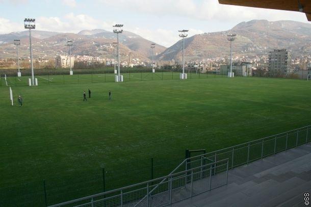 Sportski centar u Zenici će se uskoro i svečano otvoriti