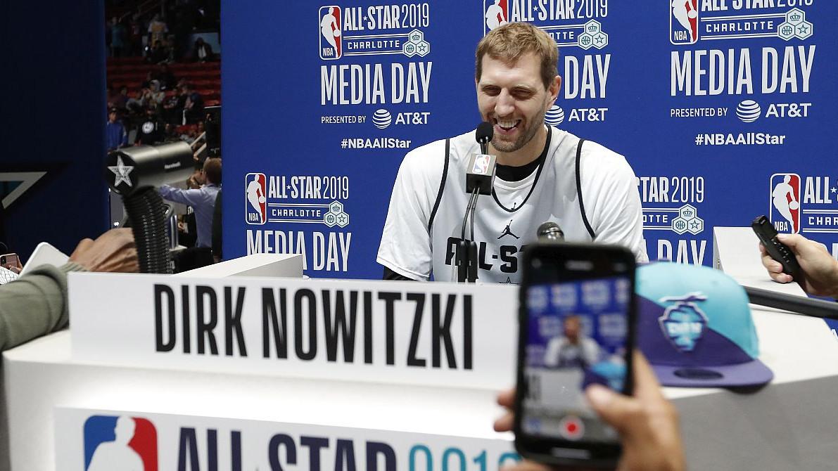 Od Nowitzkog se oprostilo pola NBA dvorana, a on izjavom iznenadio mnoge