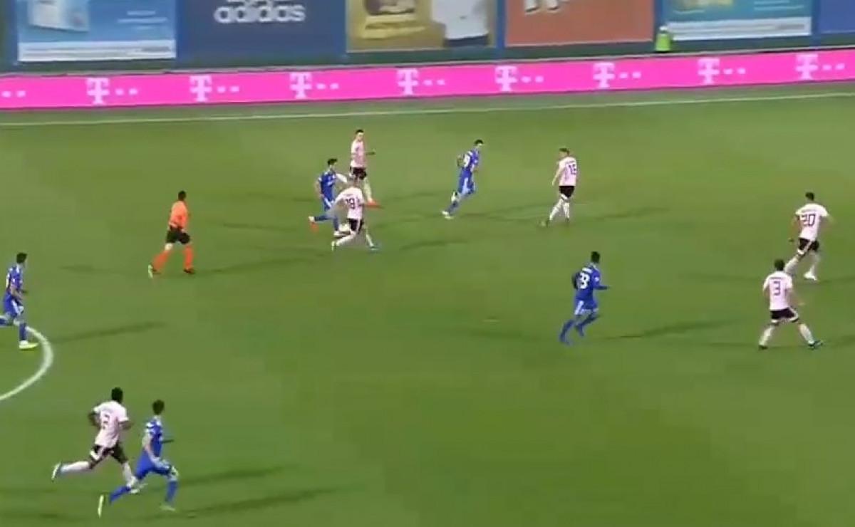 Slaven postigao gol za pamćenje, ali je Sammir ušao i promijenio sve za finale Lokomotive