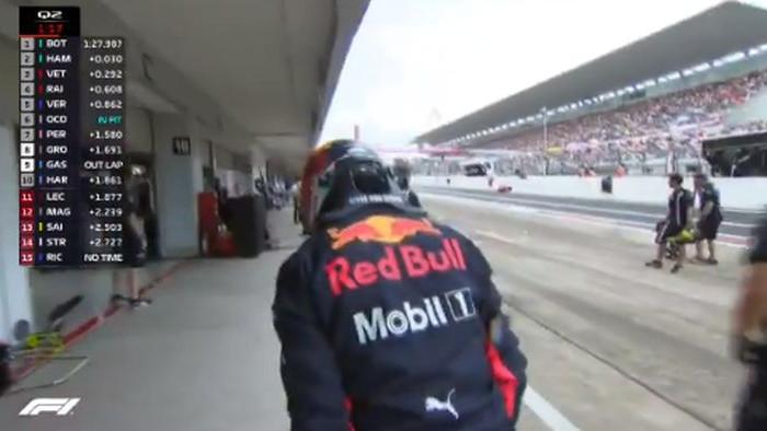 Ricciardo vrištao od bijesa zbog greške ekipe Red Bulla