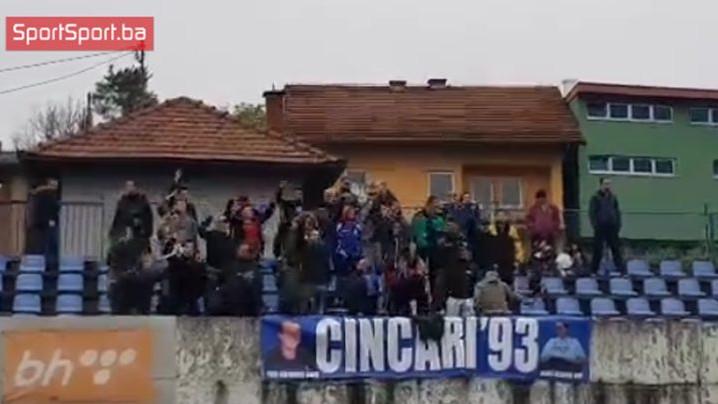 Cincari i u Srebreniku vrijeđaju svog mrskog rivala