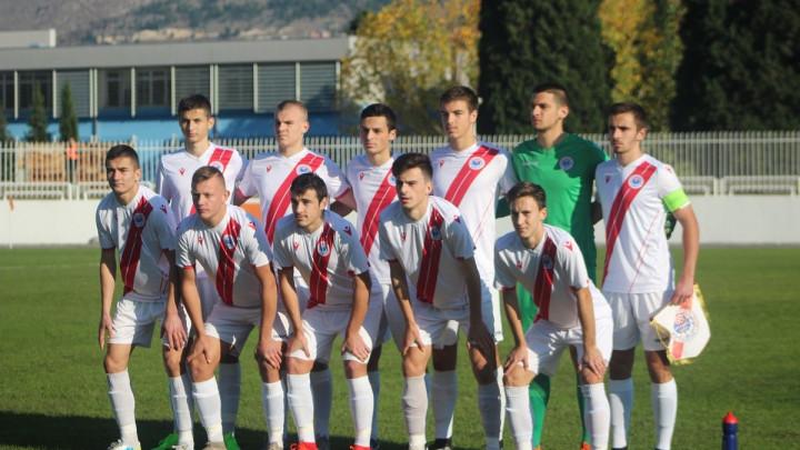 Juniori Zrinjskog se remijem protiv Midtjyllanda oprostili od Lige prvaka