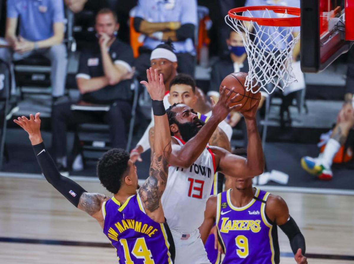 Legendarni Magic upozorio Lakerse: Rocketsi nisu Blazersi