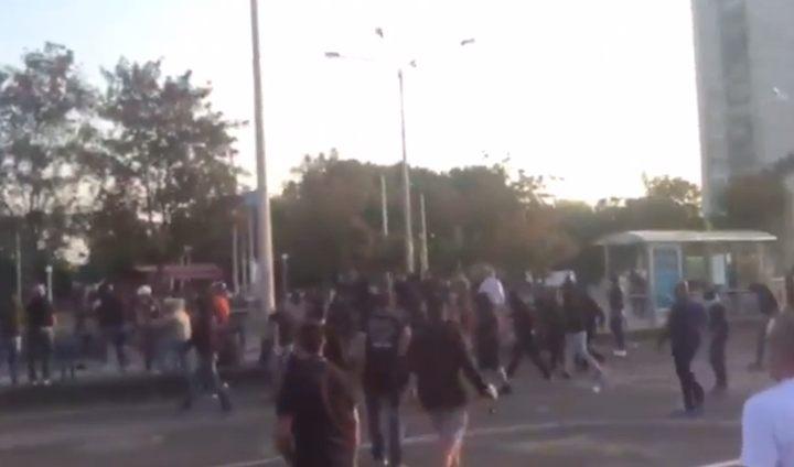 Brutalni okršaji na zagrebačkim ulicama