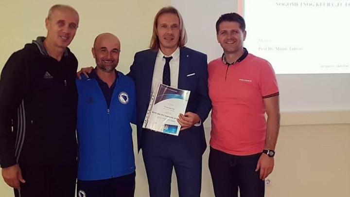 Veliko priznanje za nekadašnjeg reprezentativca: Krunić postao vlasnik UEFA PRO licence