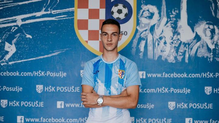 Dorian Sučić novi igrač HŠK Posušje