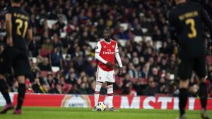 Pepe spektakularnim golovima iz slobodnjaka donio preokret Arsenalu protiv Vitorije