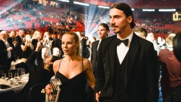 Znate li šta je Ibrahimović poklonio supruzi za Božić?