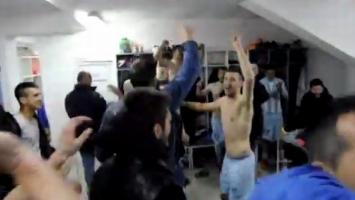 Fudbaleri Pazara slavili u stilu Bracine Vrbanjuše
