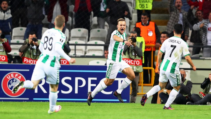 Gol Miloševića u pobjedi Konyaspora
