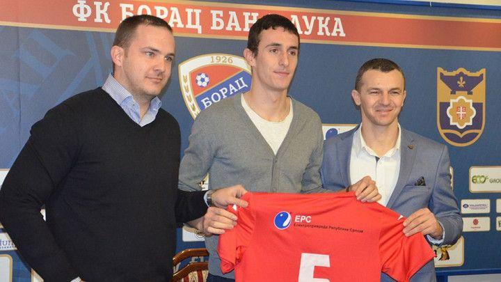 Danilović napustio Borac i prešao u Zvijezdu 09