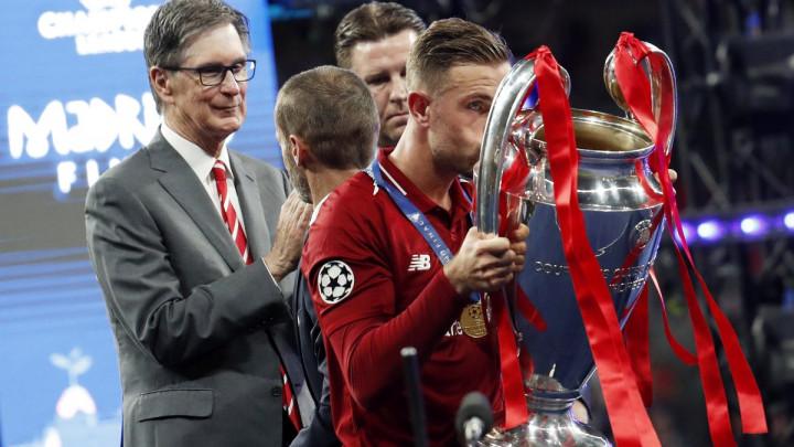 Henderson tetovažom oduševio navijače Liverpoola