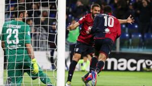 Nakon Parme i Intera, na Sardiniji pala i Fiorentina i u sva tri meča je bilo 2:1 za Cagliari