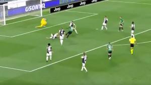 Video dokazuje veliku dominaciju Atalante: Juve više od osam minuta skoro da nije pipnuo loptu