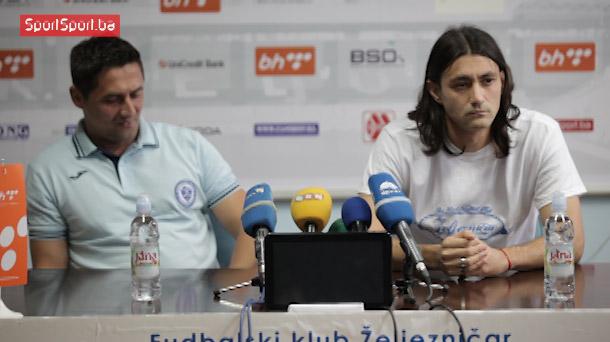 Varea: Željezničar mora biti među tri - četiri ekipe