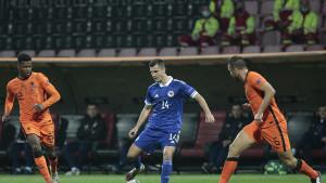 Amer Gojak negativan na koronu, spreman za meč sa Juventusom