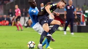 Inter hrabro na San Paolu, Napoli nije nedodirljiv