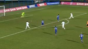 Luka Menalo zabio novi gol za Rijeku