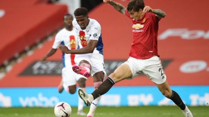 Zaha i VAR srušili Manchester United na Old Traffordu