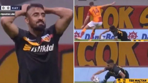 """Igrač u Turskoj napravio penal o kojem bruji cijeli svijet: Celik namjerno """"pogurao"""" Galatasaray?"""