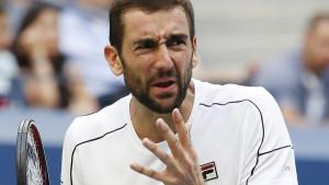 Nervozni Čilić dobro počeo, ali ostao bez polufinala US Opena