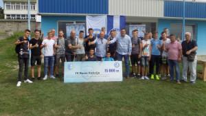 Potpisan ugovor o saradnji FK Tuzla City i FK Bosna Kalesija